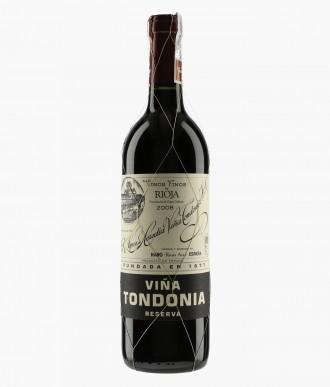 Wine Vina Tondonia Reserva - Spain