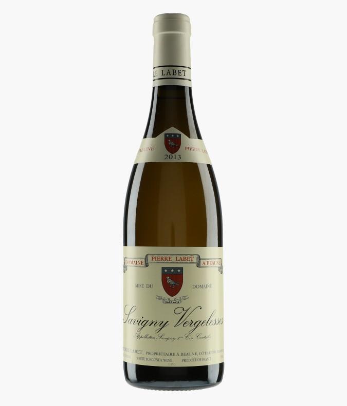 Wine Savigny-les-Beaune 1er Cru Les Vergelesses - LABET PIERRE
