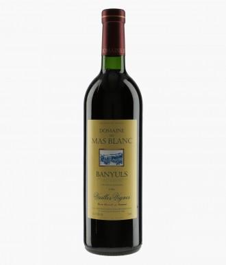 Banyuls Vieilles Vignes - MAS-BLANC
