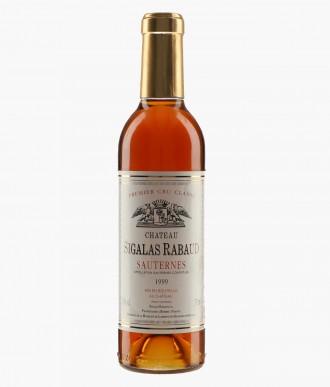 Wine Château Sigalas-Rabaud - CHÂTEAU SIGALAS-RABAUD