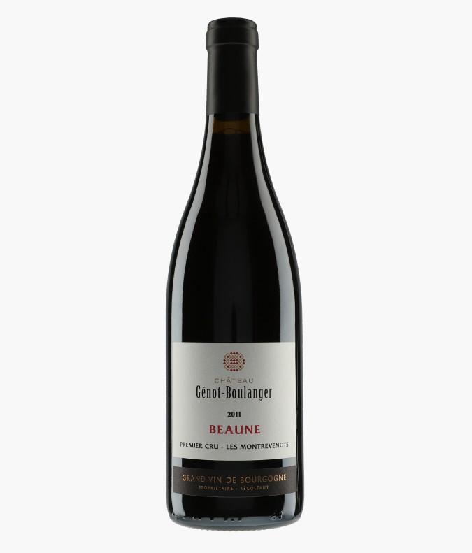 Wine Beaune 1er Cru Les Montrevenots - GENOT-BOULANGER