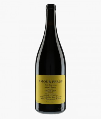 Wine Amour Perdu Vin de France - LES BERTRAND