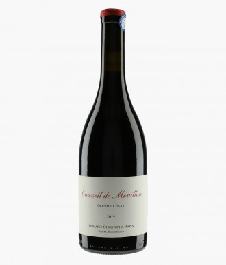 Wine Causseil de Mouillère Grenache Noir - MARIN CHRISTOPHE