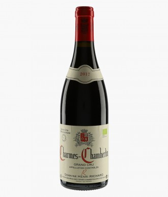 Wine Charmes-Chambertin Grand Cru - RICHARD HENRI