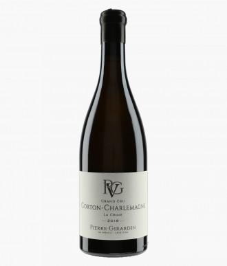 Wine Corton-Charlemagne Grand Cru La Croix - GIRARDIN PIERRE