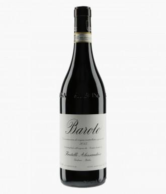 Wine Barolo - Italy