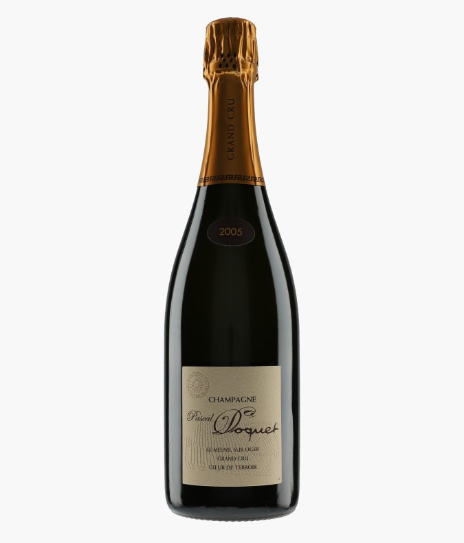 Wine Champagne Le Mesnil - PASCAL DOQUET