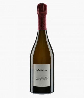 Wine Champagne Efflorescence - COURTIN MARIE