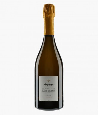Wine Champagne Eloquence - COURTIN MARIE