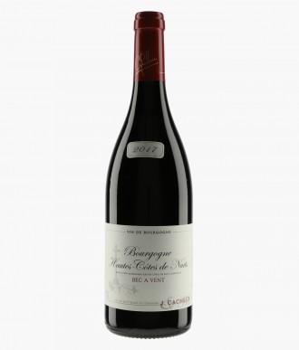Wine Bourgogne Hautes Côtes de Nuits Bec à Vent - CACHEUX JACQUES