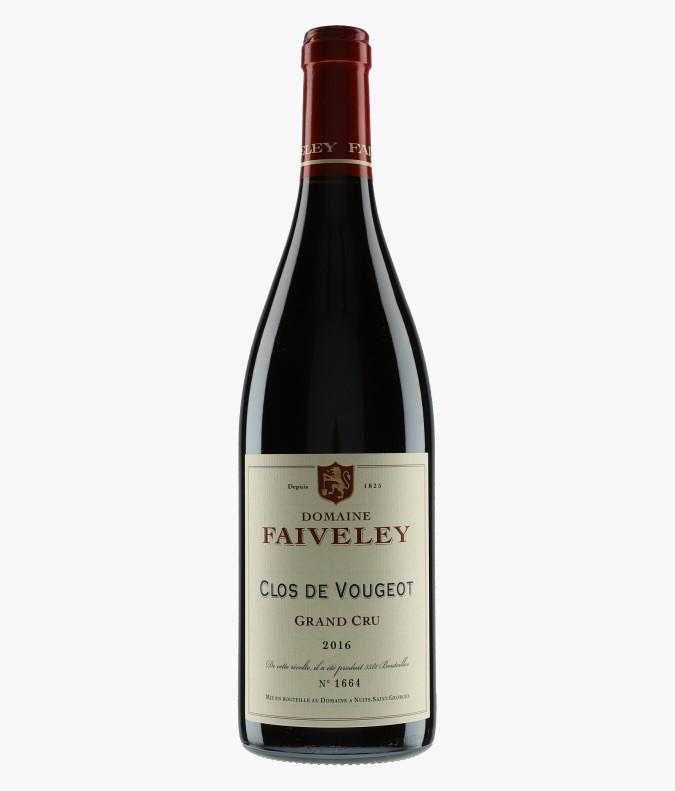 Wine Clos-de-Vougeot Grand Cru - FAIVELEY