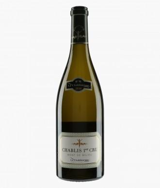 Wine Chablis 1er Cru Mont de Milieu - CHABLISIENNE