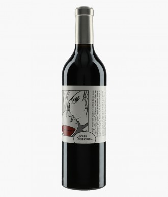 Wine Côtes Catalanes Image Dérisoire - CLOS DES FEES