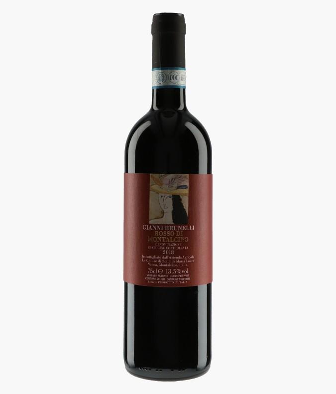 Wine Rosso Di Montalcino - Italy