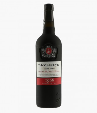 Wine Single Harvest Port - TAYLOR'S