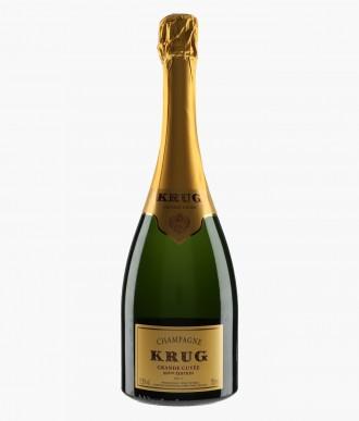 Wine Champagne Grande Cuvée Edition 169 - KRUG