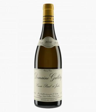 Côtes-du-Vivarais Blanc Cuvée Paul & Jules - GALLETY