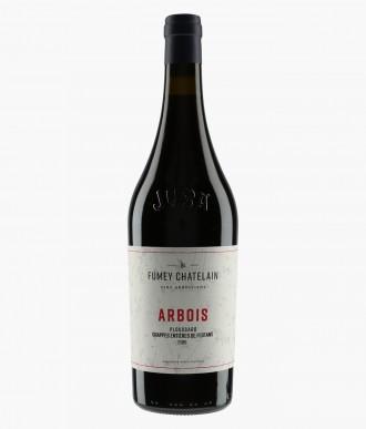 Wine Arbois Ploussard Grappes Entières de Fertans - FUMEY CHATELAIN
