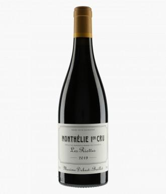 Wine Monthélie 1er Cru Les Riottes - DUBUET-BOILLOT