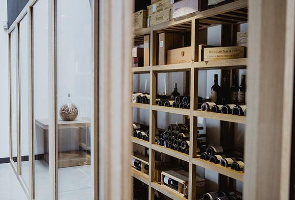 Venez choisir votre vin aux Caves Carrière à Dijon